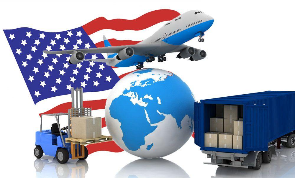 Tổng quan thông tin về dịch vụ vận chuyển hàng đi Mỹ